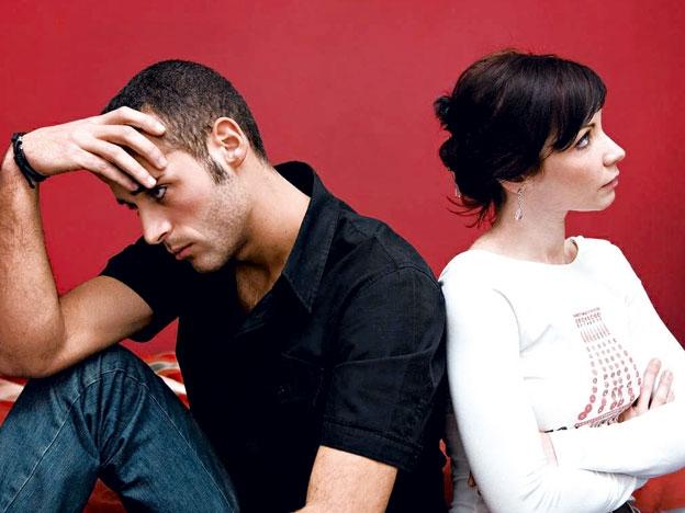 Mi pareja no me hace feliz