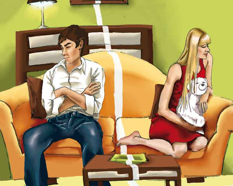 Seguir con mi pareja o romper –  Una decisión difícil – Terapia de Pareja