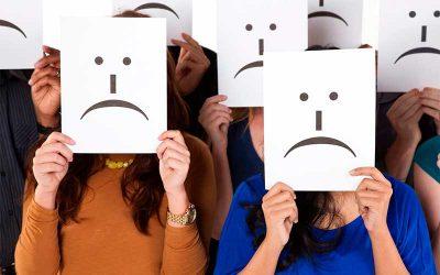 ¿Qué son las personas negativas y cómo podemos ayudarlas?