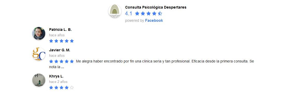 opiniones psicologo madrid