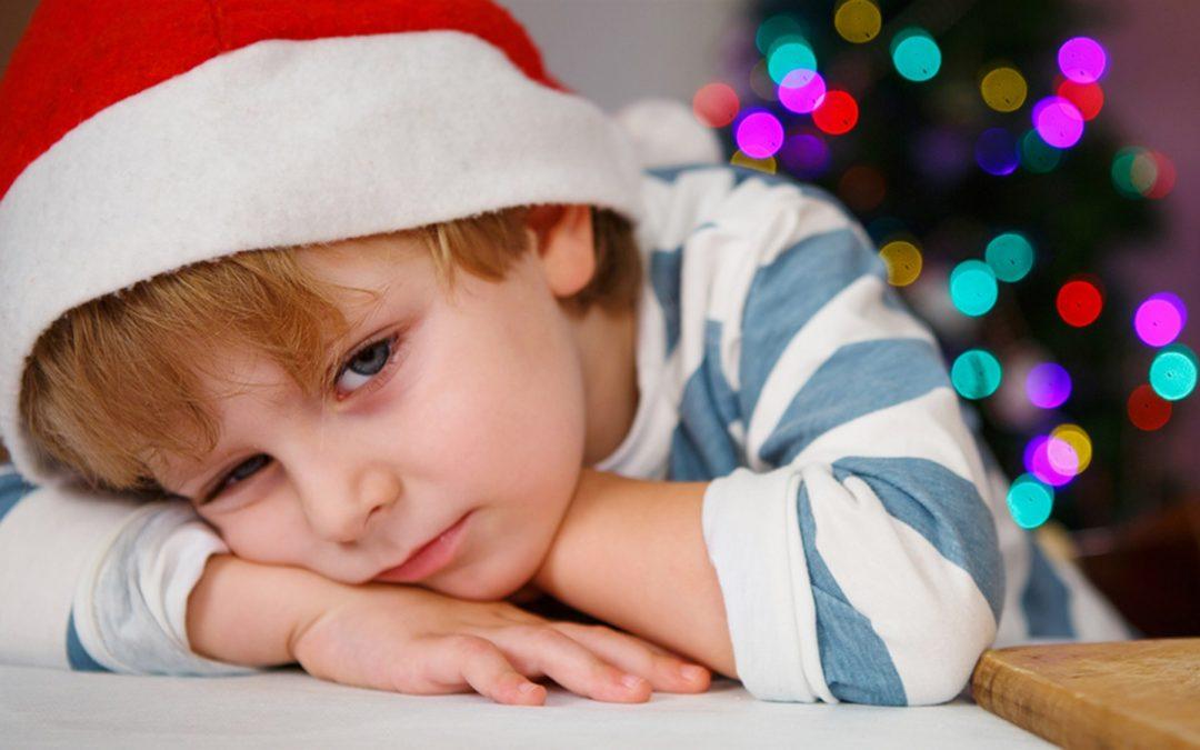 Cómo gestionar el duelo infantil en Navidad