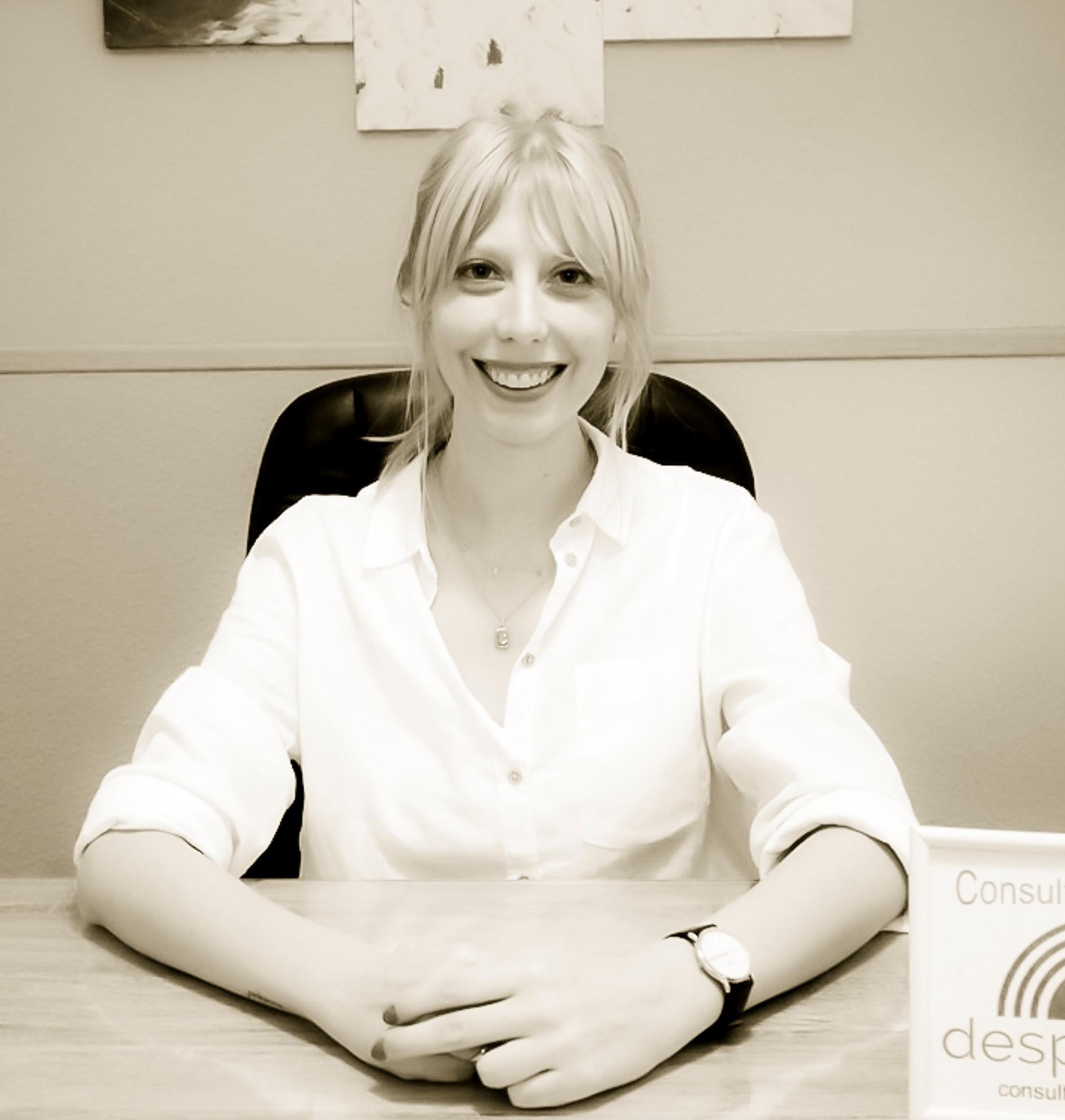 Psicóloga Susana García